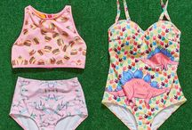 s w i m m a m a / Pregnancy swim wear.