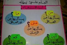 vraagtekens arabisch