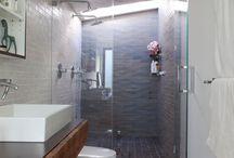 Galley bathrooms
