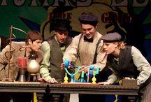Drama Club / Ideas for Summer Drama Club plays: script companies, plays, themes