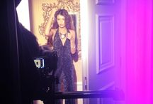 Behind the Scenes at our NYE Party Wear Lookbook shoot / Check out our behind the scenes snaps from our NYE Party Wear Lookbook shoot in the Powerscourt Hotel, Wicklow.