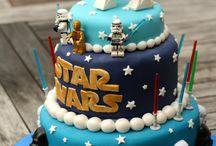 Gâteau anniversaire garçon / Idées de gâteaux pour un anniversaire d'enfant garçon