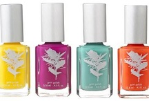 Priti NYC / Collection of Priti NYc polishes available at Bellemani salon / by Bellemani Salon