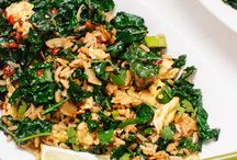 Recipes to make / Collection of recipe to make quickly on weeknights - hopefully healthy ones!