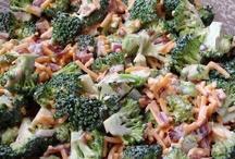 Brocolli salad