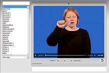 SL/ tegnspråk