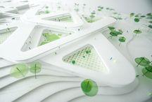 Model / Architecture models by aarhus arkitekterne.