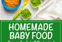 Baby and toddler food