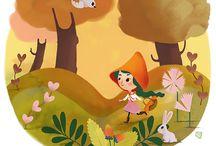 Chiara Fiorentino Illustration / illustrations