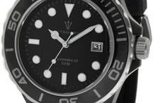 Quartz Watches / Relojes de cuarzo