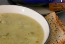 Soup Recipes / by Janet Hayes