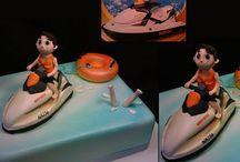 Ty birthday cake