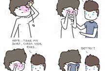 Larry comics (my fav)