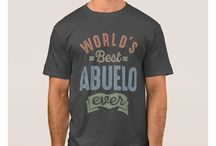 ABUELO T-SHIRTS