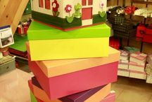 My Gift boxes / Handmade gift boxes