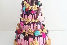 Cake ideas - without Fondant