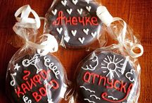 Sweet cookies design / Hand made cookies