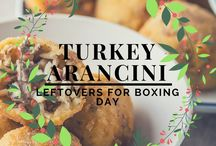 Leftovers for Boxing Day / Whether you have excess turkey, chicken, ham or veggies, we've got the leftover Christmas recipes for you!