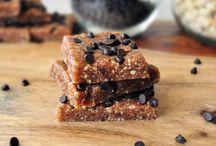 Healthy Bars & Cookies