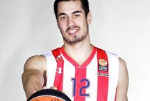 Serbian Basket Player
