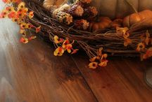 Autumn decorating / by Sue Doeden