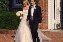 Lee Chapel wedding