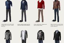 ファッションのヒント