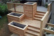 Идеи устройства заднего двора