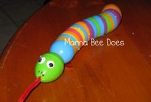 Kids Craft Ideas / by Tiffany Satterfield Ferrari