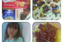 My biscuit cake / You can find the recipe on my blog: savrsenoalako.blogspot.com