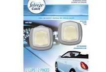 Febreze Car Vent Clips New Car Air Freshener, 2 Count