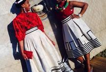 xhosa inspired outfits