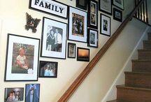 escadas/molduras