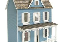 Doll Houses & Miniatures / by Linda M. Powers