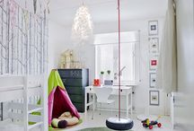 Dormitorios infantiles / by Elena