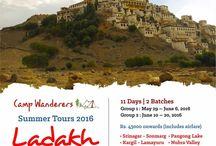 upcoming Summer Camps 2016 #Himalayan #Trekking #Adventure / FOR MORE DETAILS  vEeR +91 999-8482-997