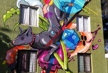 * Street Art *