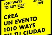 1010 Prices 2013 / Barcelona #SantJordi #stJordi #1010Ways #1010Ways2013 #libros #books #SantJordi2012 #23abril #23a #cultura #tuiteaunlibro #estoyleyendo #WithoutMoney #leer #SinDinero #read #felicidad #compartir #DIY
