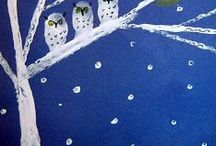 Pöllöt puussa