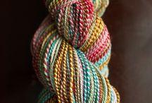 vlny na pletenie