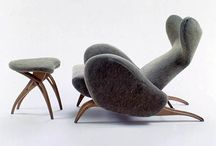 20th century chairs
