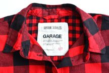Mad for Plaid / The 90s are back! Go grunge, punk or rock in our new collection of plaid shirts.  Our plaid collection includes flannel, super soft, hoodies and sleeveless! / by Garage
