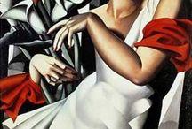 Quadri Tamara de Lempicka
