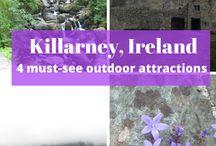 kilarney ireland plan to do