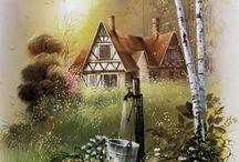 пейзажи в живописи