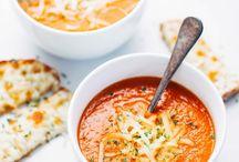 RECETAS / Sopa de tomate