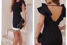 vestidos luxuosos