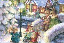 Jul och vinter