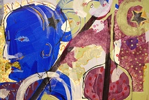 Ollivier Fouchard paintings