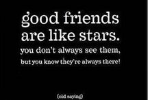 Best friend quotes / My besties who are on Pinterest these quotes are for you. And the other people who should be on here I will have to show these quotes to cuz they mean the world to me